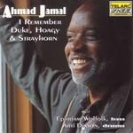 Ahmad Jamal, I Remember Duke, Hoagy & Strayhorn