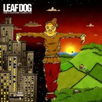 Leaf Dog, From A Scarecrow's Perspective