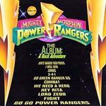 Aaron Waters, Mighty Morphin Power Rangers The Album: A Rock Adventure