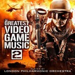 London Philharmonic Orchestra And Andrew Skeet, The Greatest Video Game Music 2