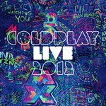 Coldplay, Live 2012