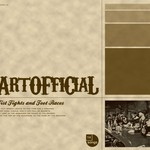 ArtOfficial, Fist Fights and Foot Races