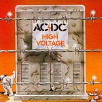 AC/DC, High Voltage 1975