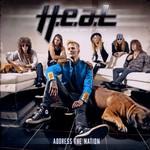 H.E.A.T, Address The Nation