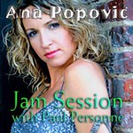 Ana Popovic, Jam Session With Paul Personne