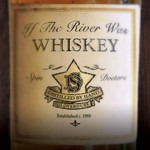 Spin Doctors, If the River was Whiskey