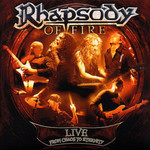 Rhapsody of Fire, Live - From Chaos to Eternity