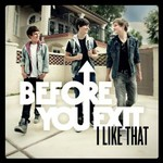 Before You Exit, I Like That