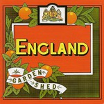 England, Garden Shed