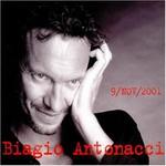 Biagio Antonacci, 9/nov/2001