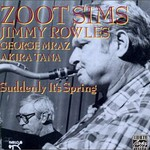 Zoot Sims, Suddenly It's Spring
