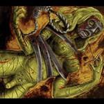 Lord Mantis, Death Mask