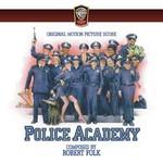 Robert Folk, Police Academy