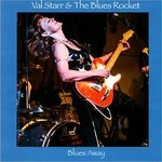 Val Starr & The Blues Rocket, Blues Away