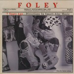 Foley, 7 Years Ago... Directions in Smart-Alec Music