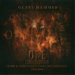 Glass Hammer, One (Babb & Schendel's First Recordings 1991-1992)