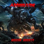 Annihilator, Suicide Society mp3