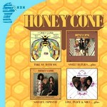 Honey Cone, Take Me With You / Sweet Replies / Soulful Tapestry / Love, Peace & Soul
