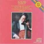 Yo-Yo Ma, J. S. Bach: The 6 Unaccompanied Cello Suites