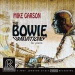 Mike Garson, The Bowie Variations For Piano