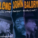 Long John Baldry, On Stage Tonight: Baldry's Out