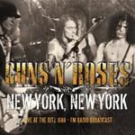 Guns N' Roses, New York, New York