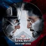Henry Jackman, Captain America: Civil War