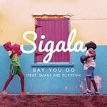 Sigala, Say You Do (Feat. Imani & DJ Fresh)