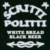 Scritti Politti, White Bread Black Beer