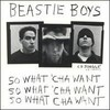 Beastie Boys, So What'cha Want