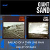 Giant Sand, Valley of Rain / Ballad of a Thin Line Man