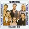 Rammstein, Platinum Collection 2000: Greatest Hits