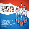 Various Artists, The BRIT Awards 2012