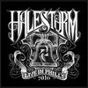 Halestorm, Live In Philly 2010