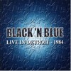 Black 'n Blue, Live in Detroit 1984